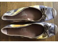Sam & Libby flat shoes - size 38 / 5