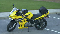 upper cowl fairing for Suzuki GS500 in Yellow