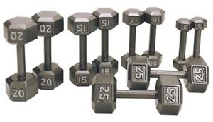 Dumbbells - Variety of Weights