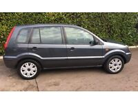 Ford Fusion + 56k 2003 roof DVD screen 12 months mot