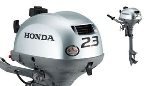 Honda Outboard 2.3hp Brand New Special Trolling Motor