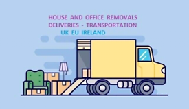 Man Van house office paino furniture rubbish removals packing service