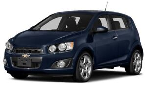 2015 Chevrolet Sonic LT Auto HATCH BACK, SUNROOF, REMOTE STAR...