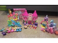 Shopkins Princess Castle Toys Disney