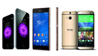 Unlocking Codes For LG / HTC / Sony Xperia / Samsung