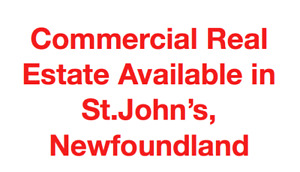 Commercial Space in Newfoundland