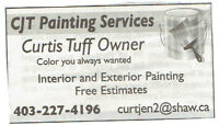 CJT PAINTING SERVICES