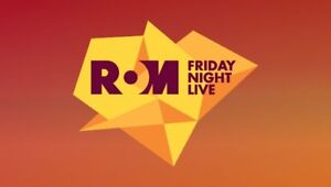Royal Ontario Museum ROM Friday Night Live May 10