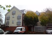 Ground floor two bedroom, one bathroom apartment in Prescot, just one year old with parking space