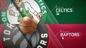 2-4 Boston Celtics v Toronto Raptors - Feb 26 - 100 + 300 level