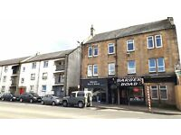 2 BEDROOM FLAT, LARGE MODERN FLAT IN POPULAR LOCALE, MAIN ROAD, ELDERSLIE