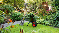 LANDSCAPING, YARD WORK, FENCE&DECK PAINTING AND SPRING CLEANING