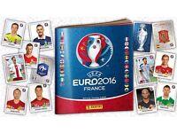 Panini 2016 Euro Stickers