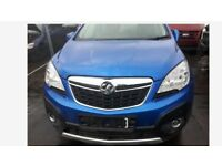 Car part Right hand drive Front end assembly for Vauxhall Mokka pre facelift 2013 - 2016 RHD Read AD