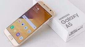 Samsung Galaxy A5 (2017) Latest Model (Brand New) - GOLD Colour
