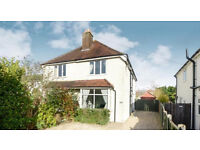 Lovely semi-detached house, 3/4 bedrooms Guildford. Garden, off-street parking, conservatory, garage