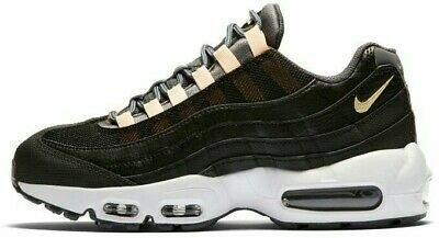 Nike Air Max 95 SE Black White UK Size 6 AQ4141 001