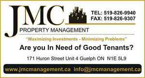 """""""ARE YOU IN NEED OF GOOD TENANTS?"""" GIVE US A CALL AND RELAX!"""