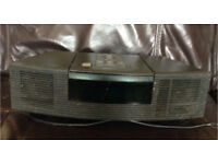 Bose wave radio cd system