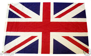 2-X-GIANT-UNION-JACK-GB-UK-FLAGS-QUEENS-90TH-BIRTHDAY