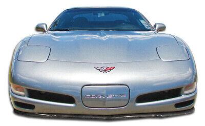 97-04 Chevrolet Corvette C5R Carbon Fiber Front Bumper Lip Body Kit!!! 106146