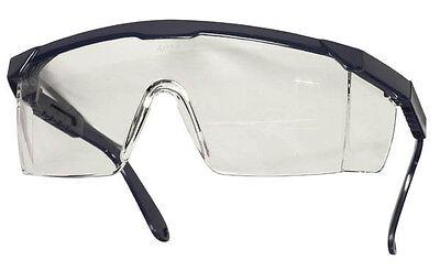 Sicherheits - Schutzbrille - Augenschutz - Kratzfest - EN166 - Made in Germany