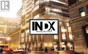 """** Luxury """"""""Indx"""""""" Condo In The Heart Of Toronto's Financial **"""