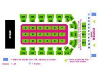 John Legend tickets @ Newcastle arena
