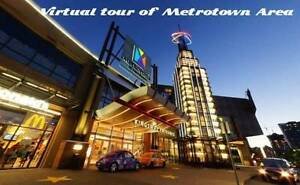 Metrotown Center Best Furnished 2 BRs + 1 Bath Weekly Rental