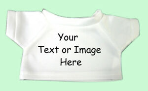 Personalized Stuffed Animal or Teddy Bear T-Shirt