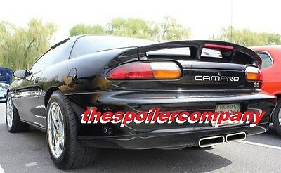 Painted FOR CHEVY CAMARO 1993-2002 SS FACTORY STYLE SPOILER WING & SLP LIGHT