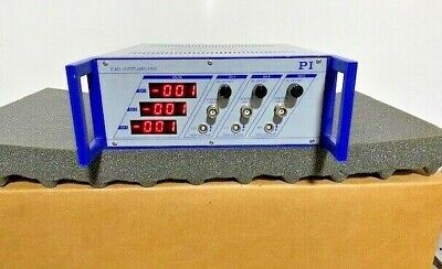 Pi Physik Instrumente E-463 Hvpzt 3-channel Piezo Amplifier