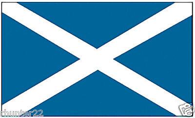Huge 3' x 5' High Quality Scotland Flag - Free Shipping