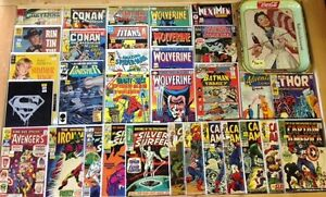 More than 4500 COMIC BOOKS -CLEARANCE SALE !
