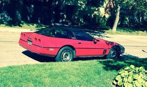Corvette Targa 1984