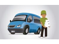 MAN & VAN HOUSE MOVING/ MOVER BIKE DELIVERY/ COLLECTION FLAT REMOVAL PIANO SHIFTING ANY LUTON TRUCK