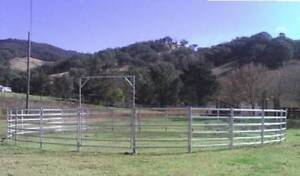HORSE ROUND YARD CATTLE PANEL Kewdale Belmont Area Preview