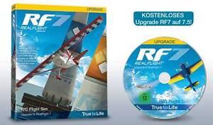 Real Flight 7.0 / 7.5 Upgrade GPMZ4508 ab G4 Update RealFlight 7  GPMZ4528