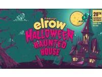 Elrow Edinburgh Halloween Haunted House