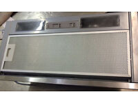 Hotpoint HSFX, Built-in Hood Kitchen Extractor