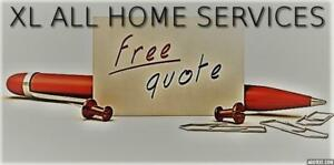ALL HOME SERVICES FOR AURORA/NEWMARKET AREA