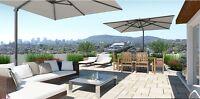 Condo NEUF à vendre - 41/2 Rosemont/Plateau Mont-Royal