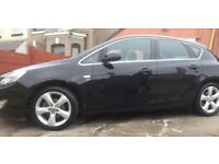 vauxhall astra 60plate 2010 1.6 sri petrol cat D repaired in 2011