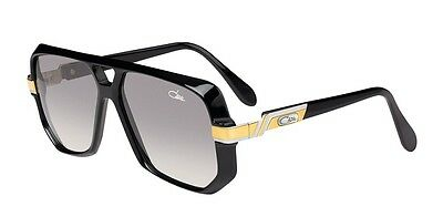 Cazal 627 Sunglasses Vintage Legend Black Gold Authentic