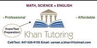 Math & English Tutor