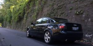 2004 Audi A4  Quattro stage 3 turbo 293whp! Must see