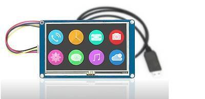 2.4 Nextion Hmi Tft Lcd Display Serial Touch Screen Arduino Raspberry Pi 3 2 B
