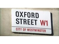 Christmas and New Years Break Oxford Street Location 1 BED FLAT entire flat ! EXCELLENT LOCATION!