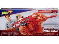 Nerf Mega Mastodon 8+ Years