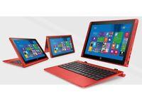 Hp pavilion x2 Red laptop